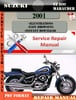 Thumbnail Suzuki VZ 800 Marauder 2001 Digital Service Repair Manual