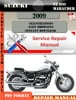 Thumbnail Suzuki VZ 800 Marauder 2009 Digital Service Repair Manual
