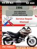 Thumbnail Suzuki XF 650 1996 Digital Factory Service Repair Manual