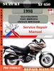 Thumbnail Suzuki XF 650 1998 Digital Factory Service Repair Manual