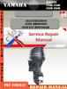 Thumbnail Yamaha Marine F50D T50D F60D T60D Digital Service Manual
