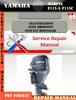 Thumbnail Yamaha Marine F115-L F115C Digital Service Manual