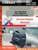 Thumbnail Yamaha Marine F200CL F200C F225CL F225C Digital Service Manu