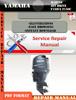 Thumbnail Yamaha Marine JET DRIVE F150CL F150C Digital Service Manual