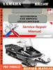 Thumbnail Yamaha BR250F Digital Service Repair Manual