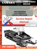 Thumbnail Yamaha Snowmobile BR250F Digital Service Repair Manual