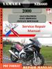 Thumbnail Yamaha SZR660 2000  Digital Factory Service Repair Manual