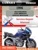 Thumbnail Yamaha TDM850 1996 Digital Repair Manual