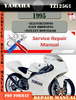 Thumbnail Yamaha TZ125G1 1995 Digital Repair Manual