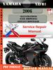 Thumbnail Yamaha YZFR1 2006 Digital Service Repair Manual