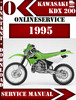 Thumbnail Kawasaki ATV KDX 200 1995 Digital Service Repair Manual
