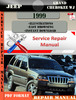 Thumbnail Jeep Grand Cherokee WJ 1999 Digital Service Repair Manual