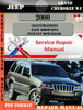 Thumbnail Jeep Grand Cherokee WJ 2000 Digital Service Repair Manual