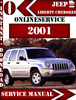 Thumbnail Jeep Liberty Cherokee 2001 Digital Service Repair Manual