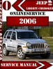 Thumbnail Jeep Liberty Cherokee 2006 Digital Service Repair Manual