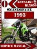 Thumbnail Kawasaki KLX650 1993 Digital Service Repair Manual