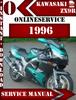 Thumbnail Kawasaki ZX9R 1996 Digital Service Repair Manual