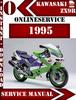 Thumbnail Kawasaki ZX9R 1995 Digital Service Repair Manual