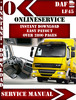 Thumbnail DAF LF 45 Digital Service Repair Manual
