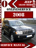 Thumbnail JEEP Grand Cherokee WK 2008 Digital Service Repair Manual