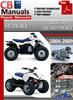 Thumbnail Suzuki LTZ 50 QUAD SPORT 2004-2009 Online Service Manual