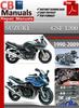 Thumbnail Suzuki Bandit GSF 1200 1990-2009 Online Service Manual