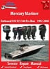 Thumbnail Mercury Mariner 105 135 140 Pro Max 1992-2000 Service Manual