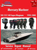 Thumbnail Mercury Mariner 105 135 140 Super Magnum 1992-2000 Service Manual