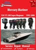 Thumbnail Mercury Mariner 150 175 200 Super Magnum 1992-2000 Service Manual