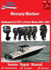 Thumbnail Mercury Mariner 225 EFI 3.0 Litre Work 2002-2007 Service Manual