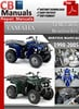 Thumbnail Yamaha YFM 250 X Beartracker 1998-2005 Online Service Manual