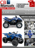 Thumbnail Yamaha YFM 450 Wolverine 2003-2006 Online Service Manual