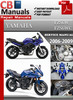 Thumbnail Yamaha FZS 6 2006-2009 Online Service Repair Manual