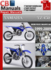 Thumbnail Yamaha YZ 450 1999-2009 Online Service Repair Manual
