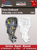 Thumbnail Force Outboard 60 hp 2 cyl 2-stroke 1985 Service Manual