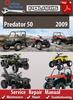 Thumbnail Polaris Predator 50 2009 Online Service Repair Manual