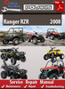Thumbnail Polaris Ranger RZR 2008 Online Service Repair Manual