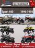 Thumbnail Polaris Sport 400 1996-1998 Online Service Repair Manual