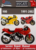 Thumbnail Ducati 900 SuperSport 1991-2002 Online Service Repair Manual