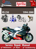 Thumbnail Aprilia RS 250 1994-2008 Online Service Repair Manual