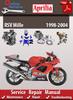 Thumbnail Aprilia RSV Mille 1998-2004 Online Service Repair Manual