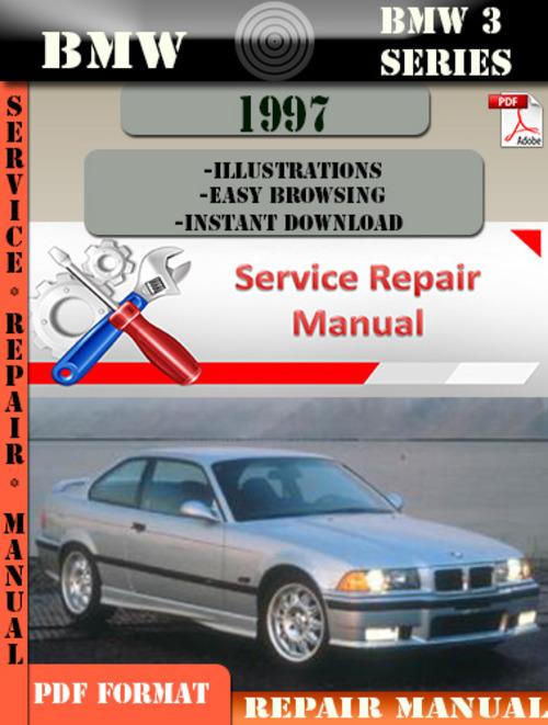 1997 BMW 3 Series Owners Manual