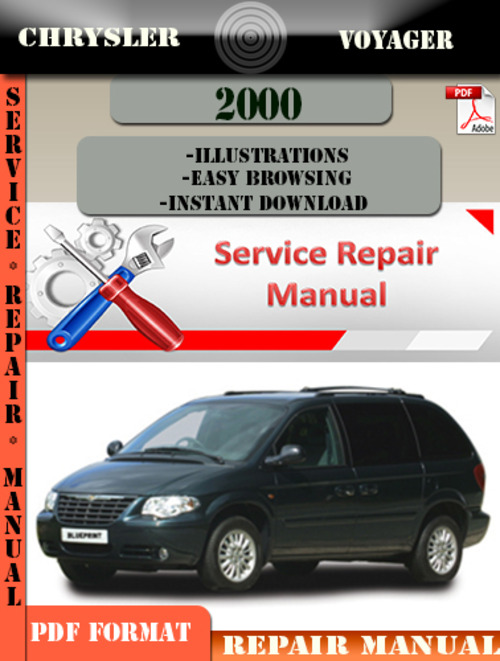 chrysler voyager 2000 factory service repair manual pdf zip downl rh tradebit com 2002 Chrysler Voyager Engine Diagram 2000 Chrysler Town and Country