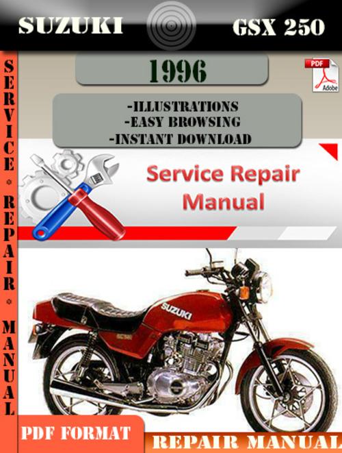 Free Suzuki Gsx 400 1983 Digital Factory Service Repair border=