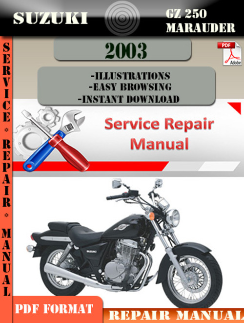 Suzuki GN 125 Specifications furthermore 1999 Suzuki Marauder 800 Specs besides Suzuki VZ 800 Marauder 1997 2009 Service Repair Manual Download D likewise 2003 Hyundai Accent Radio Wiring Diagram likewise Harley Davidson Engines. on suzuki marauder repair manual