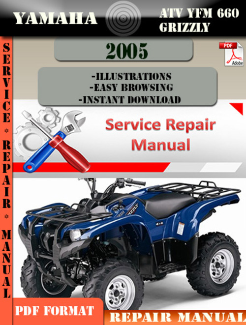 yamaha yfm660 f raptor 2002 factory service repair manual download