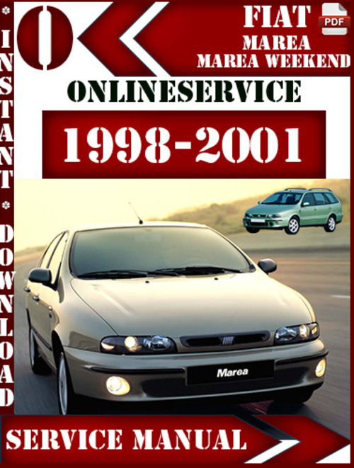 fiat marea and marea weekend 1998 2001 service repair manua down rh tradebit com Grey Fiat Marea Weekend fiat marea weekend service manual pdf