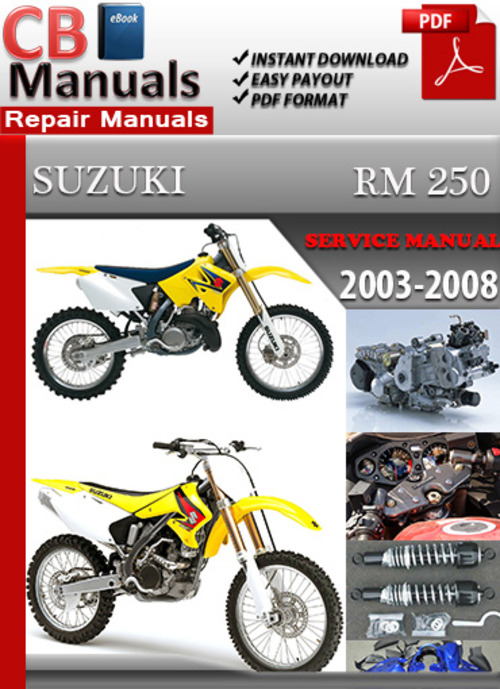 97 suzuki rmx 250 service manual today manual guide trends sample u2022 rh brookejasmine co 2006 suzuki rmz 250 service manual pdf suzuki rmz 250 owners manual