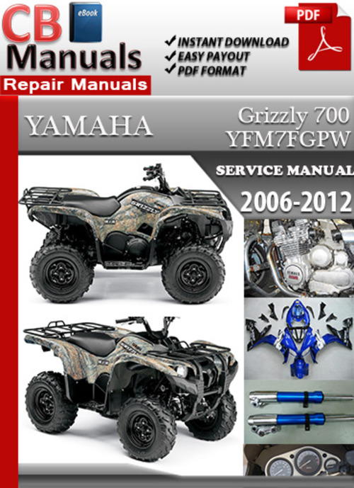 2007 yamaha grizzly 700 manual