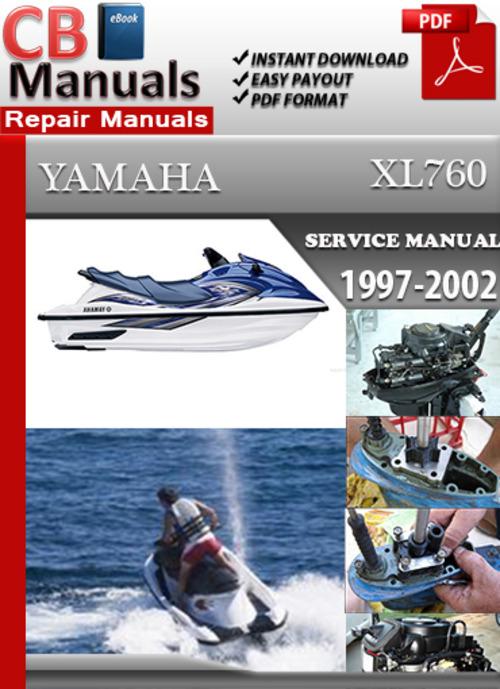 Yamaha Xl760 1997